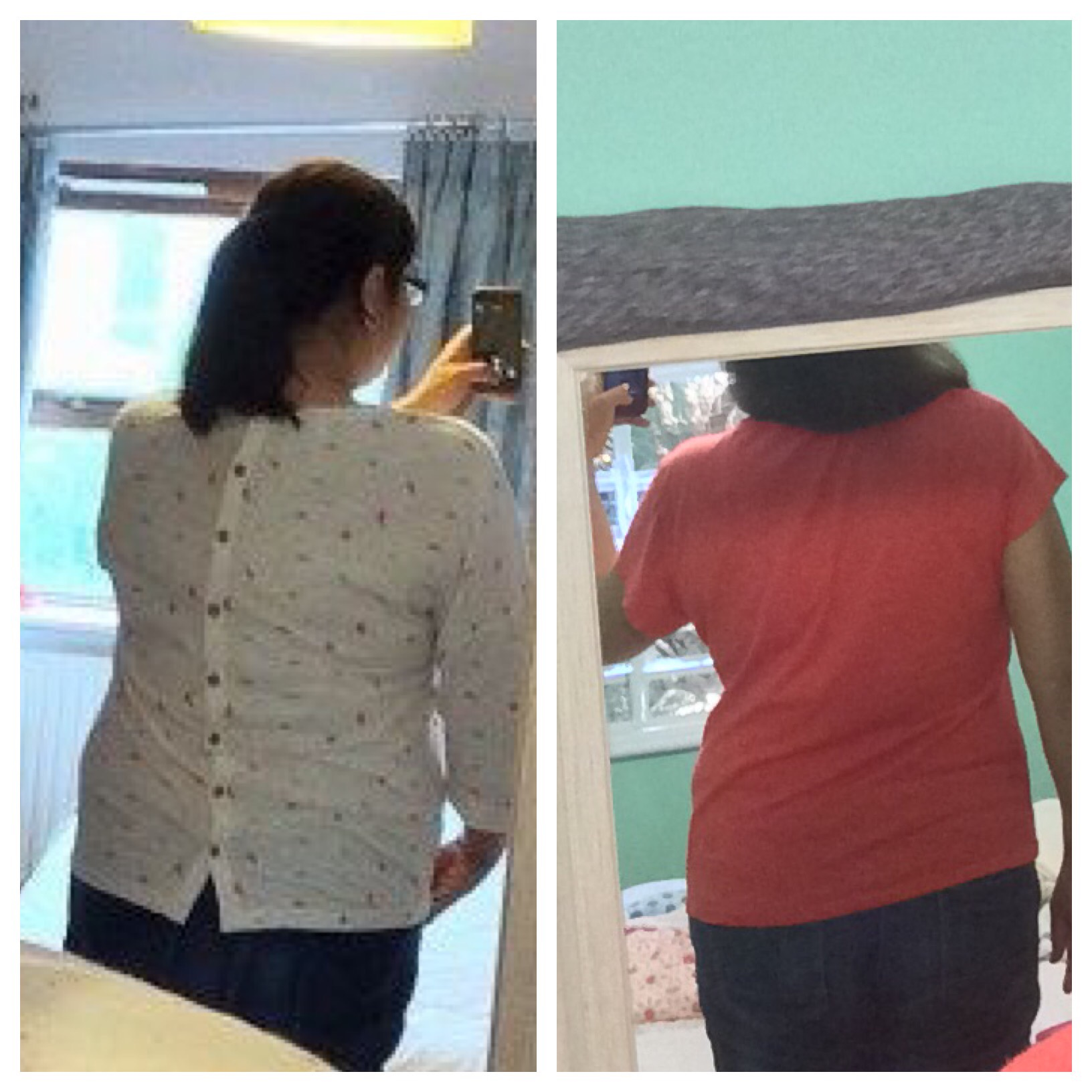 What a stone looks like from the back. May to Sept 2014