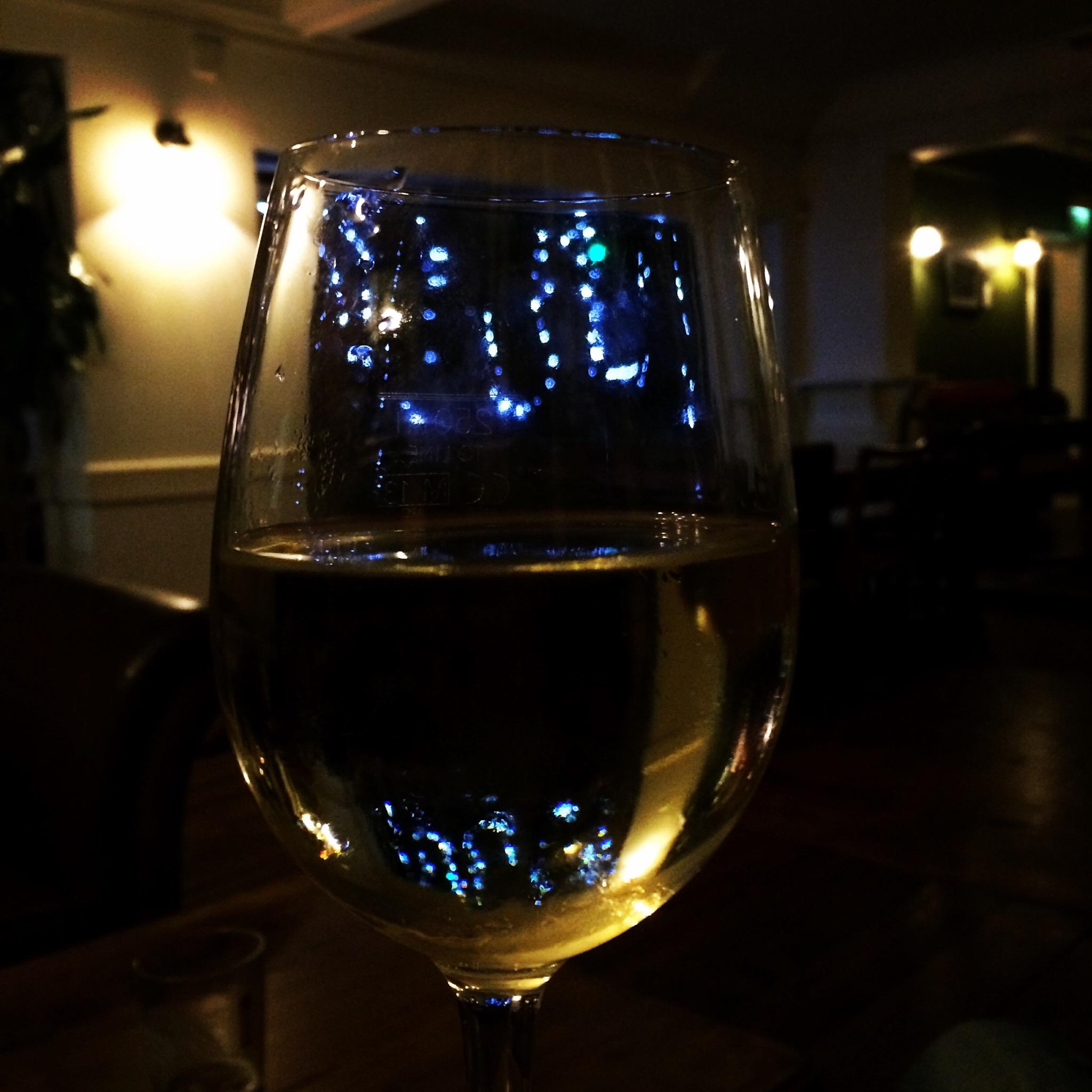 So much wine!