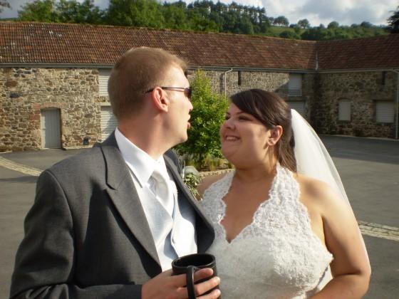 Mr & Mrs S 2008