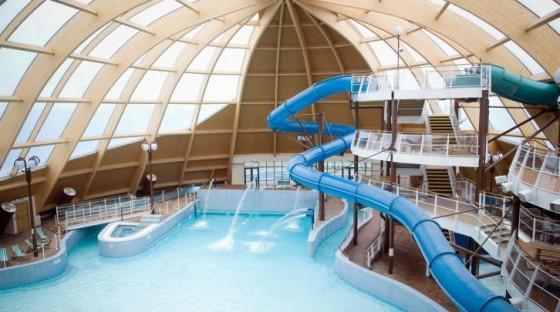 The Blue Lagoon Pool